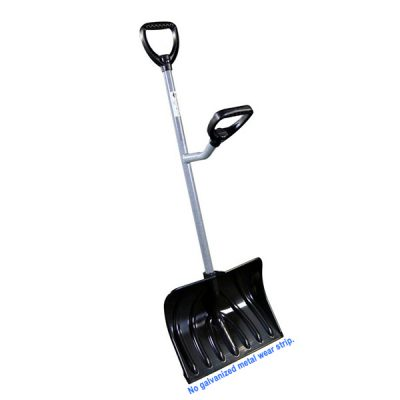 ErgieShovel without wear strip
